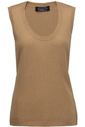 Magaschoni Cashmere Top Sand