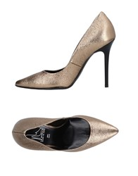 Le Stelle Pumps Copper