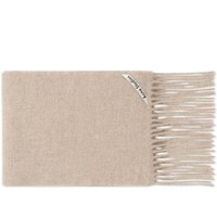Acne Studios Canada Narrow New Scarf Neutrals