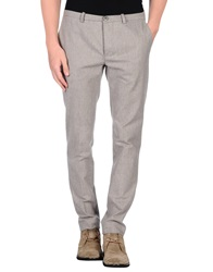 Obvious Basic By Paolo Pecora Casual Pants Sand