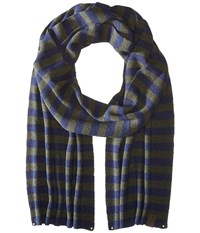 Original Penguin Bailey Sycamore Scarves Green