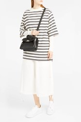 Acne Studios Women S Dani Striped Top Boutique1 White