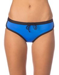 Kenneth Cole Reaction On The Edge Cheeky Boyshorts Blue
