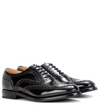 Church's Burwood Leather Brogues Black
