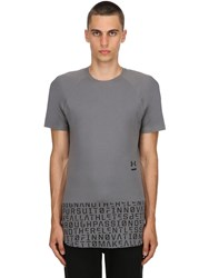 Under Armour Perpetual Graphic Performance T Shirt Graphite