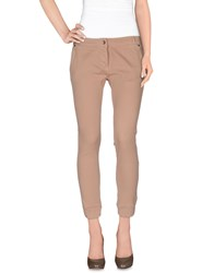 Tirdy Trousers Casual Trousers Women Sand