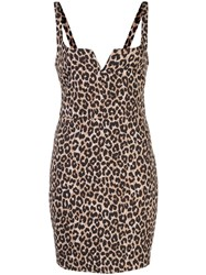 Likely Constance Leopard Print Dress 60