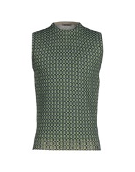 Roda Knitwear Jumpers Men Light Green