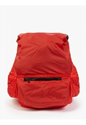 Christopher Raeburn Red Lightweight Pack Away Backpack