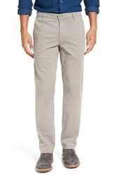Ag Jeans Men's 'The Lux' Tailored Straight Leg Chinos Stucco