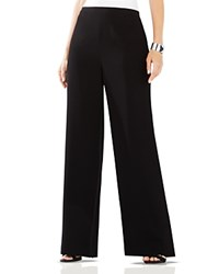 Bcbgmaxazria Mitchel Wide Leg Pants Black