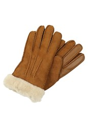 Ugg Smart Gloves Chestnut Cognac
