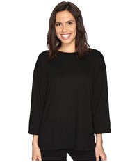 Culture Phit Skye Oversized Pocketed Top Black Women's Clothing