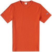 Champion Reverse Weave Classic Tee Orange