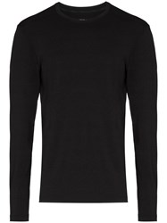 2Xu Heat Long Sleeve T Shirt Black