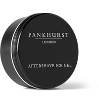 Pankhurst London Aftershave Ice Gel Black