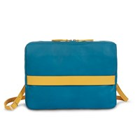Nine To Five Tablet Bag Weissensee Blue Gold Blue Gold