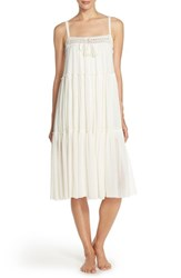 Women's Robin Piccone 'Sophia' Cover Up Dress Cream