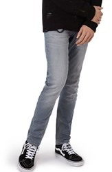 Topman Men's Stretch Slim Fit Jeans