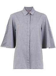 Sissa Gingham Shirt Grey