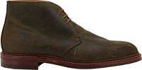 Crockett Jones Crockett And Jones Chepstow Chukka Boots Green