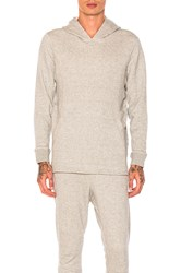 Athletic Propulsion Labs Apl Terry Hoodie Gray