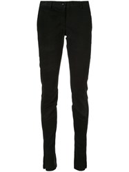 Isaac Sellam Experience Classic Skinny Fit Trousers Black