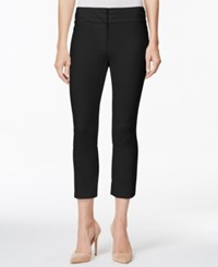 Charter Club Straight Leg Cropped Pants