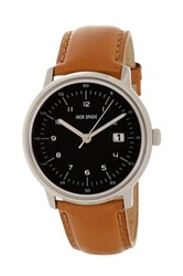Jack Spade Men's Metro Stainless Steel Watch Brown