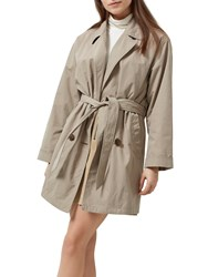 Selected Femme Laureen Trench Coat Roasted Cashew