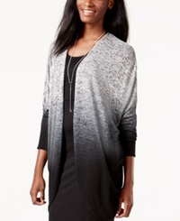 Material Girl Juniors' Ombre Duster Sweater Only At Macy's