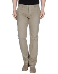 Uniform Casual Pants Cocoa