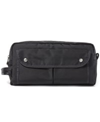 Polo Ralph Lauren Men's Military Shave Bag Black
