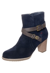 Tom Tailor Boots Navy Dark Blue
