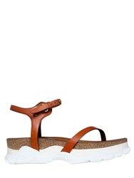 Stella Mccartney 55Mm Altea Faux Leather Sandals