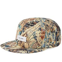 Soulland Javier Jaquard 6 Panel Cap Yellow