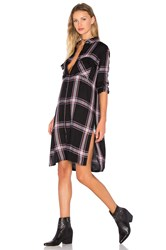 Rails Dawson Dress Black And White