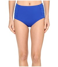 Jantzen Signature Solids High Waist Bottom Seaside Blue Women's Swimwear