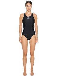 Adidas By Stella Mccartney Zip Lycra Bathing Suit