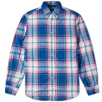 Gitman Brothers Vintage Archive Madras Shirt Multi