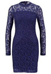 Minimum Sella Shift Dress Twilight Blue Dark Blue