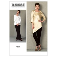 Vogue Tom And Linda Platt Women's Tunic And Trousers Sewing Pattern 1415