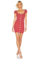 Privacy Please Kai Mini Dress Red
