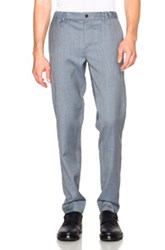 Stephan Schneider Cross Trousers In Blue