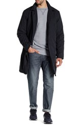 Saturdays Surf Nyc Malmo Insulated Trench Coat Black