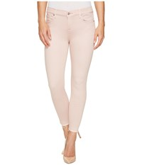7 For All Mankind The Ankle Skinny W Released Hem In Sand Washed Twill Sand Washed Twill Women's Jeans Khaki