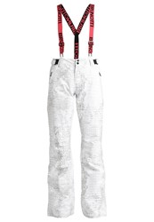 Brunotti Lorsica Waterproof Trousers White