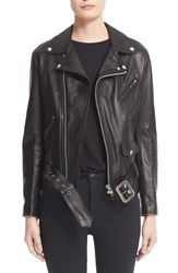 Junya Watanabe Women's Leather Moto Jacket
