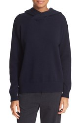 Vince Women's Cashmere And Wool Hoodie