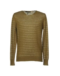 Messagerie Sweaters Military Green
